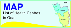 List of Health Centres in Goa